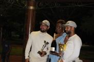 Vainqueurs du Rallye Madinina 2018 - Steeven Orosemane et Thomas Zeline